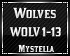 Wolves- Jordyne