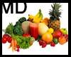 *MD*Fruits and Veggies
