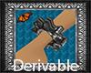 (BFD) Gear Bangle R