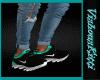 [VK] Teal  Kicks
