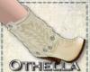 Denim Loli Cowgirl Boots