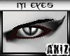 ]Akiz[ Grey Cateyes M