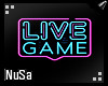 Live Game Neon