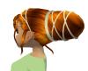 *LL* Princess hair or.