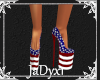 USA Platform Shoes