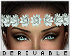 0 | Flower Headband | V1