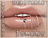 [Is] Lips Piercing Drv