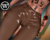 ⓦ LATEX Brown RLL