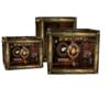 steampunk crates