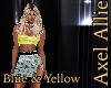 AA Blue &Yellow Mini RLS