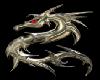 transparent dragon