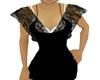 {T} BlacKk dress