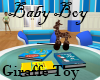 Baby Boy Giraffe Toy