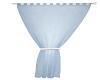 SR Blue Curtain Panel