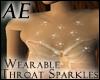 Gold Starfire (wearable)