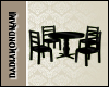 !DMS! Black Dine Table