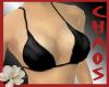 {C}Black Bikini Top