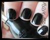 [Luv] Black Nails