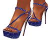 Blue Palma Heels