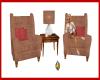Cofffe Table /Chairs