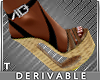 DEV Gissel Sandals
