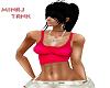 L| Minaj Tank | PINK
