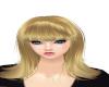 Rose Golden Blonde Hair
