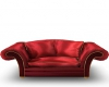 FRENCH KISS CHAIR RED