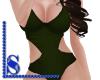 *S* Olive_Swimsuit L