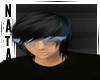 Blue Nerd Glasses M