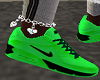 LHB NEON LIME NIKEY'S