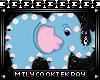 MCK Blue Elephant