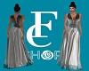 FC Silver dress