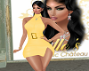 REMY YELLOW HOT DRES RLL