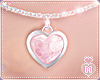 I Love you e Necklace