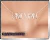 CG | UNICORN Chain Silv