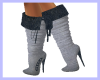 JUK Denim Boots