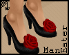 RockAbilly Rose Heels