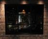 Night Window City