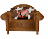 country kids chair
