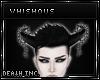 ⚔ Gothic Xmas Horns M