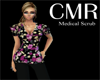 CMR/medical scrub D