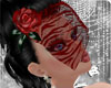Red Rose a Tiger Veil