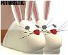 -. Bunny Slippers : )