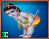 Lord Krishna childhood