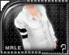 m.. Dusk Shirt White