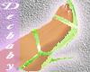 DB Spike Strap Lime Gree