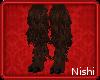[Nish] Reindeer Leg Fur