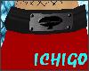 »I« Uchiha Hipband