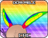 [C.A.C] Derv Pika Ears